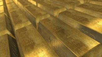 Cotatia aurului pe bursele internationale, in scadere in urma informatiilor privind vaccinul impotriva COVID-19