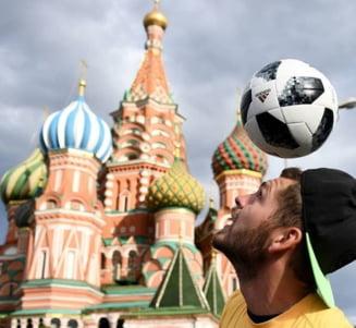 Cotele la pariuri pentru Cupa Mondiala din 2018: Care sunt favoritele la castigarea trofeului