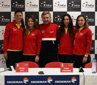 Cotele la pariuri pentru intalnirea dintre Cehia si Romania, din Fed Cup