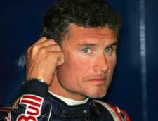 Coulthard va pilota un monopost Red Bull in Romania!