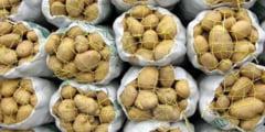 Covasnean inselat in timp ce vindea cartofi
