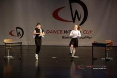 Covasnenii se pregatesc de mondialul de dans din Spania
