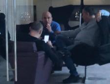 Cozmin Gusa, Dan Andronic si Sebastian Ghita s-au intalnit, la un sprit, in Belgrad