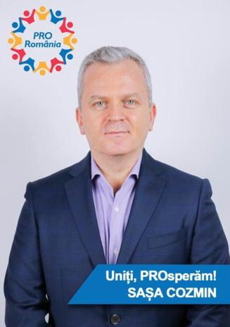 Cozmin Sasa, candidat din partea PRO Romania la Primaria Campia Turzii: Etpandemia de Coronavirus a fost la un examen de maturitate pentru intreaga societateEt