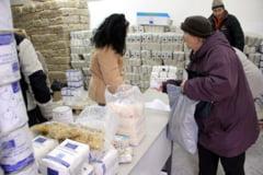 Craciun fara biscuiti: Ajutoarele alimentare de la Uniunea Europeana vin in 2016