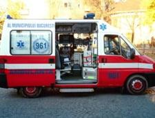 Craciun la spital - cati bucuresteni au sunat la 112