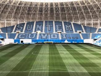 Craiova - FCSB 2- 1, oltenii au sanse mari sa ia titlul in Liga 1