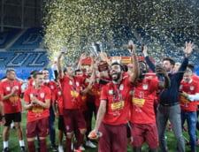 "Craiova a pierdut titlul, dupa 1-3 cu CFR Cluj: ""E dezamagire mare, dar trebuie sa stim sa pierdem"""