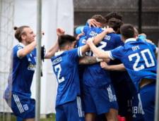 Craiova lui Mititelu, inca un pas spre Liga 1. Cat s-a terminat derby-ul cu Timisoara
