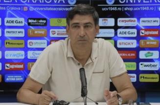 Craiova lui Piturca a cerut oficial schimbarea regulamentului FRF