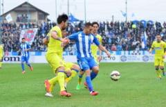 Craiova si Steaua au chinuit fotbalul