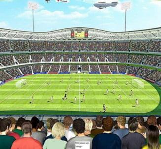 Craiova va avea un stadion de vis. Iata cum va arata