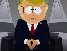 Creatorii South Park incep sa rareasca glumele cu Trump: Nu vrem sa devenim CNN