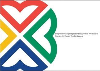Creatorul logo-ului Capitalei acuzat de plagiat: Conceptul e total diferit