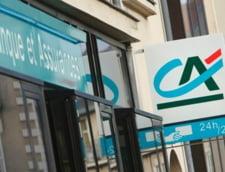 Credit Agricole a semnat cu Alpha Bank vanzarea diviziei elene Emporiki