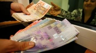 Credit Suisse, dobanzi negative la depozite - se depreciaza francul elvetian?