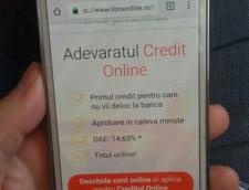 Creditul online te scapa de drumuri la banca! Intri pe Internet si primesti banii direct in cont