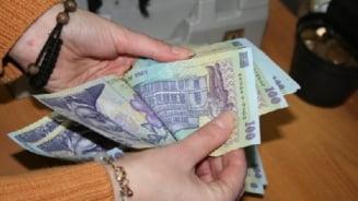 Cresterea salariilor si pensiilor in 2012 este ilegala, spune Consiliul Fiscal