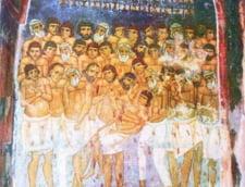 Crestinii ii sarbatoresc sambata pe Sfintii 40 de Mucenici - traditii si obiceiuri la romani