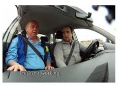 Crezi ca poti obtine permisul de conducere intr-o astfel de situatie? (Video)