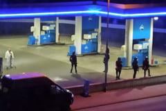 Crimă la o benzinărie din Germania. Suspectul este un bărbat care s-a declarat anti-masca de protecție față de COVID