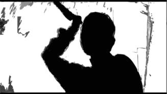 Crima teribila, in Sibiu. Un barbat s-a predat la politie si a spus ca si-a ucis fosta iubita, cu toate ca ea obtinuse un ordin de protectie