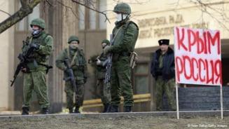 Crimeea: trecut zbuciumat, prezent exploziv si viitor plin de enigme