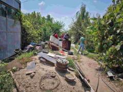 Crimele de la Caracal: A treia zi de verificari extinse la casa lui Dinca s-a incheiat. Noi probe sunt analizate