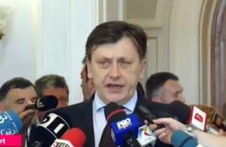Crin Antonescu: Am zis eu ca voi candida la prezidentiale?