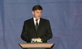 Crin Antonescu: Cer un premier care este presedintele PSD