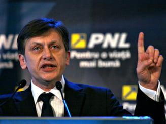 Crin Antonescu: Daca USL nu va castiga alegerile, voi demisiona