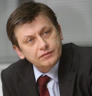 Crin Antonescu: Domnul Croitoru sare calul!