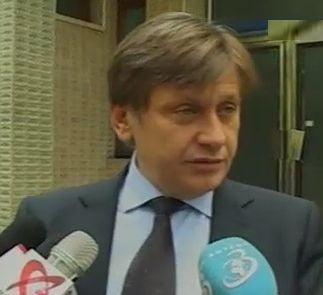 Crin Antonescu: Imi asum postura de premier (Video)