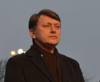 Crin Antonescu: Mitingul USL a fost o reusita, Piata Universitatii este un loc magic