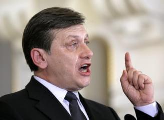 Crin Antonescu: Nu ne mai intoarcem, nu votam Guvernul Ponta 3 (Video)