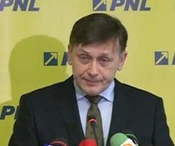 Crin Antonescu: Nu poti suspenda un om care se da cu sania
