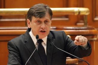 Crin Antonescu: Nu se pune problema gratierii lui Adrian Nastase pana pe 29 iulie (Video)