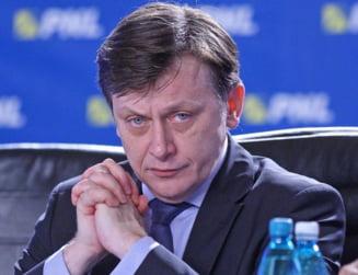 Crin Antonescu: Nu voi fi papusa PSD pentru prezidentiale