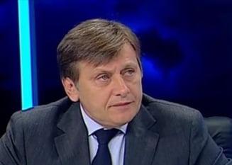 Crin Antonescu: Orice motiune impotriva acestui guvern e de votat