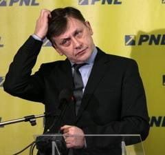 Crin Antonescu: Radu Stroe nu pleaca la Transporturi. Avem o propunere