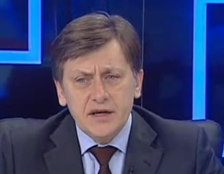 Crin Antonescu: Sugerez o comasare a PSD si PNL