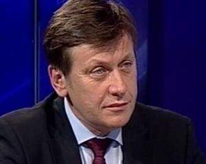 Crin Antonescu: Sunt linistit si daca pierd presedintia