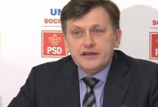 Crin Antonescu: Teodor Melescanu va fi exclus din PNL