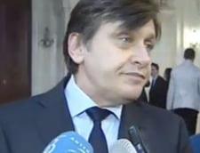 Crin Antonescu: USL nu s-a facut nici pentru Patriciu nici pentru Basescu