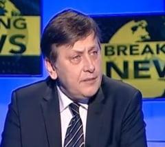 Crin Antonescu: Victor Ponta este distrus politic, nu stiu daca mai revine
