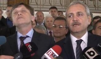 "Crin Antonescu, candidat oficial USL in Teleorman: ""Judetul e onorat!"""