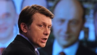 Crin Antonescu, copia mutanta a lui Traian Basescu (Opinii)