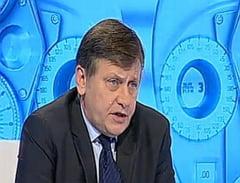 """Crin Antonescu, despre Iohannis, viitorul presedinte si """"continuatorul lui Basescu"""""""