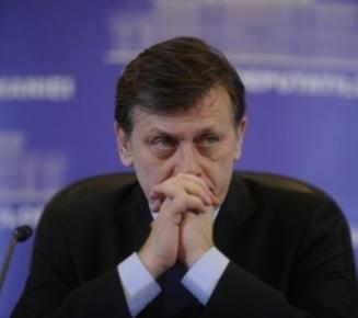 Crin Antonescu, despre virginitatea Senatului cand vine vorba de justitie - Stenograma