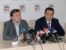Crin Antonescu, ironii dupa intalnirea cu Victor Ponta
